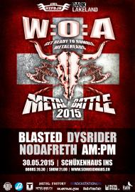 W:O:A Metal Battle 2015 | Semi Final