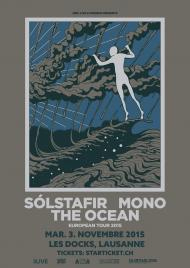 Sólstafir, Mono, The Ocean