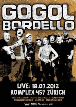 Gogol Bordello, Jane Walton