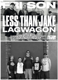 Less Than Jake, Lagwagon